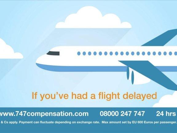 747 Compensation TV Commercial