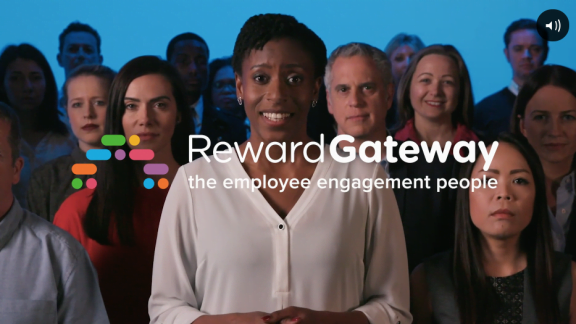 Video for Tech companies - Reward Gateway Screenshot